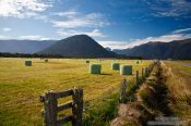 Travel photography:Haast landscape, New Zealand