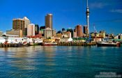 Travel photography:Auckland City, New Zealand