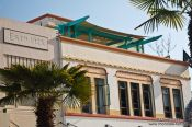 Travel photography:Art Deco architecture in Napier, New Zealand