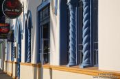 Travel photography:Napier architecture, New Zealand