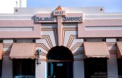 Travel photography:Napier Halsbury Chambers building, New Zealand