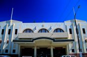 Travel photography:Napier Municipal Theatre building, New Zealand