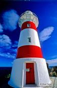 Travel photography:Cape Palliser lighthouse, New Zealand