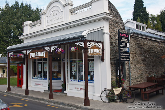 Pharmacy in Arrowtown