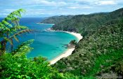 Travel photography:Abel Tasman Ntl. Park, New Zealand
