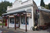 Travel photography:Pharmacy in Arrowtown, New Zealand
