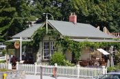 Travel photography:House in Arrowtown, New Zealand