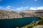 Travel photography:Central Otago Lake, New Zealand
