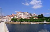 Travel photography:Coimbra town, Portugal