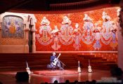 Travel photography:Concert at the Palau de la Musica Catalana, Spain