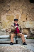 Travel photography:Salamanca man, Spain