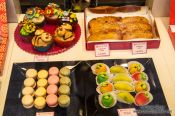 Travel photography:Marzipan for sale in Toledo, Spain