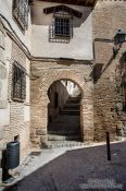 Travel photography:Toledo street, Spain
