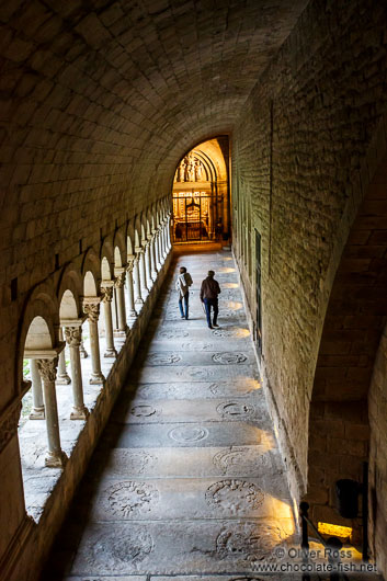 Cloister of the Girona Cathedral