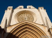 Travel photography:Tarragona cathedral, Spain