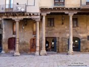 Travel photography:Tarragona old town, Spain