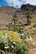 Travel photography:House on Gran Canaria, Spain