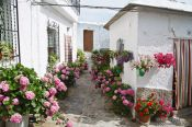 Travel photography:Houses in Pampaneira, Spain