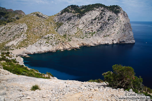 Small bay near Cap Formentor