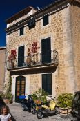 Travel photography:Deiá house, Spain