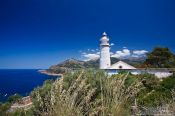 Travel photography:Port de Soller light house, Spain