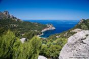 Travel photography:Sa Calobra bay, Spain