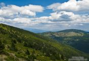 Travel photography:Landscape in the Alto Pirineo National Park, Spain