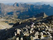 Travel photography:Ascending the Aneto mountain, Spain