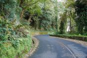 Travel photography:Road in San Sebastian, Spain
