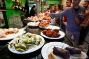 Travel photography:San Sebastian pinchos (pintxos), Spain