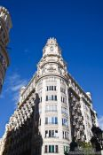 Travel photography:House in Valencia, Spain