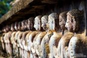 Travel photography:Sculpture at the Sukhothai temple complex, Thailand