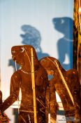 Travel photography:Shadow puppet performance in Trang, Thailand