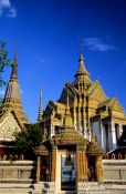Travel photography:Wat Pho temple, Thailand