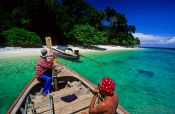 Travel photography:Ko Rawi island, Thailand