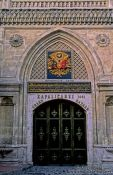 Travel photography:Door to the Grand Basar in Istanbul, Turkey