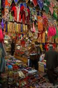 Travel photography:Shop at the Egyptian (Spice) Basar in Istanbul, Turkey