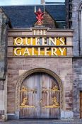 Travel photography:Edinburgh Queen´s Gallery, United Kingdom