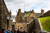 Travel photography:Edinburgh castle, United Kingdom