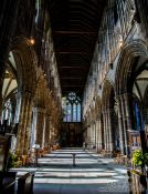 Travel photography:Glasgow Cathedral, United Kingdom