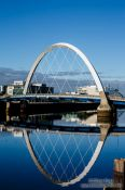 Travel photography:Glasgow Clyde Arc, United Kingdom