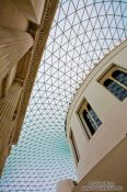 Travel photography:The British Museum in London, United Kingdom, England