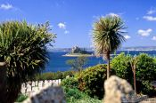 Travel photography:Mt. St Michael in Cornwall, United Kingdom