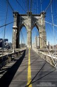 Travel photography:New York Brooklyn Bridge, USA
