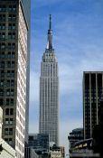 Travel photography:New York Empire State Building, USA