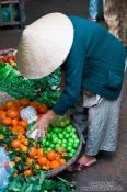 Travel photography:Hoi An food market , Vietnam