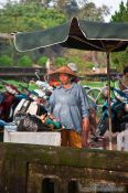 Travel photography:Hue food vendor , Vietnam