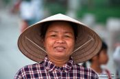 Travel photography:Hue woman , Vietnam