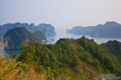 Travel photography:View of Halong Bay , Vietnam