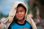 Travel photography:Boy in Can Tho , Vietnam